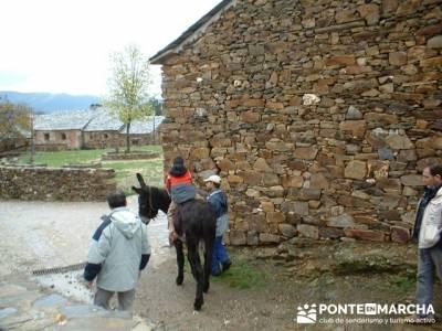 Umbralejo _ Pueblo de Guadalajara; rutas de trekking; equipo senderismo